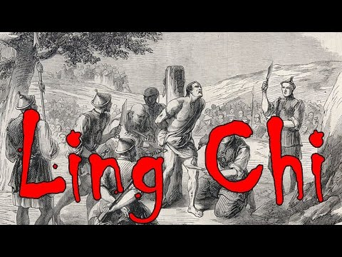 Ling Chi - Muerte por los mil cortes