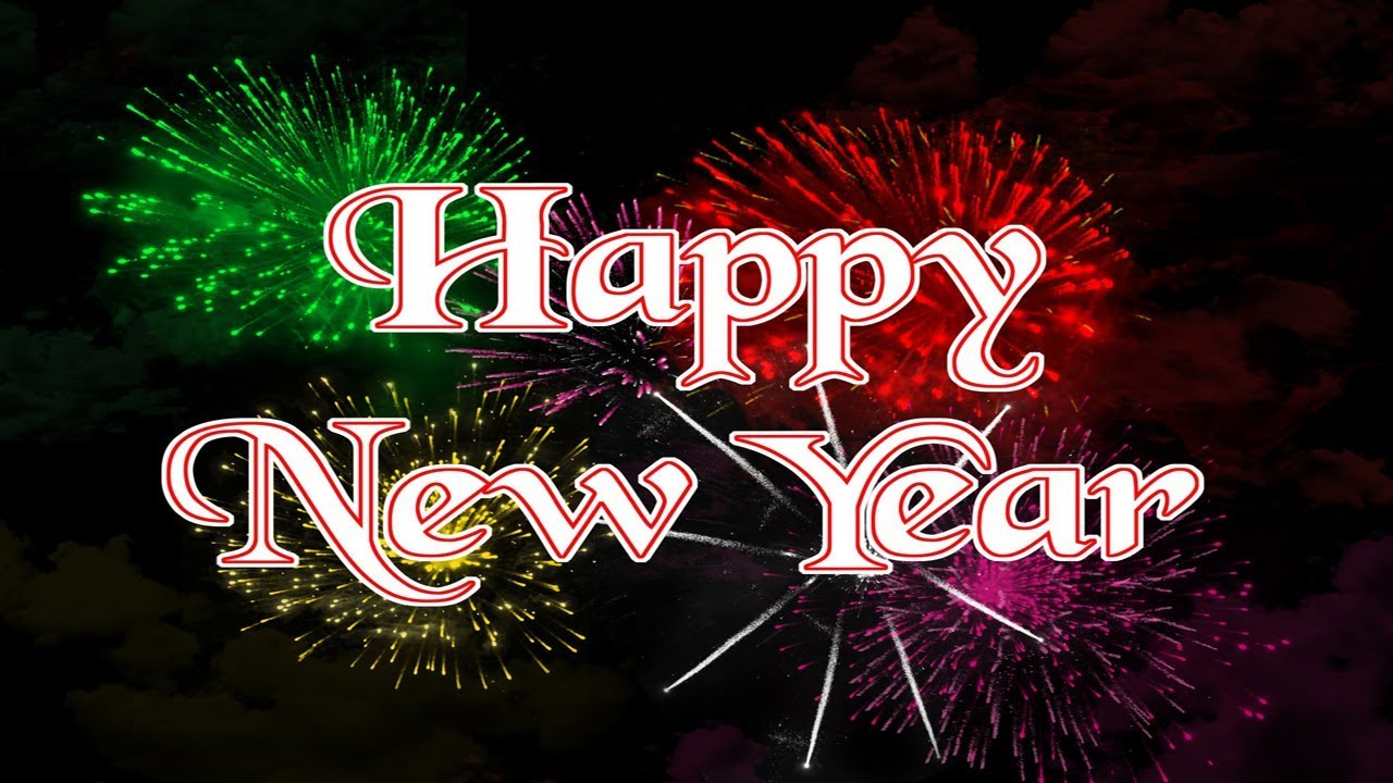 Happy New Year 2018 Wishes, Whatsapp Video, Greetings, Quotes, Cards ...