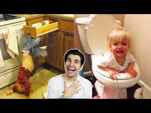 THE FUNNY STRUGGLES OF BEING A PARENT!