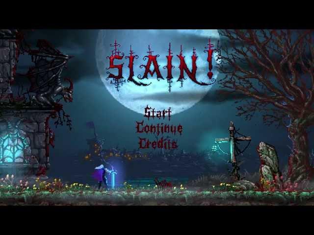 Slain! (видео)