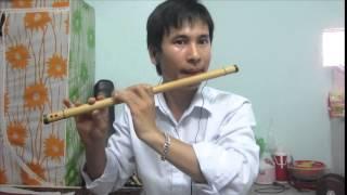 Nụ hồng mong manh (sáo trúc) cover Bích Phương