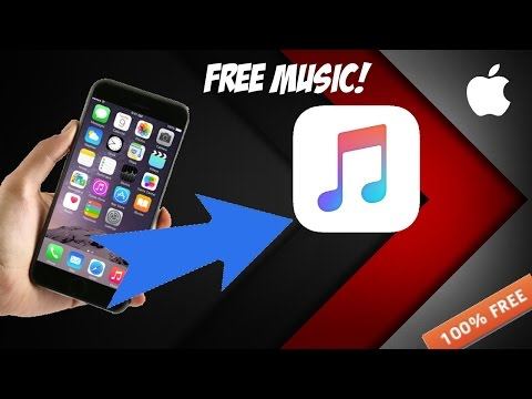 HOW TO GET FREE MUSIC ON YOUR IPHONE! (2018) (NO JAILBREAK) (NO COMPUTER)