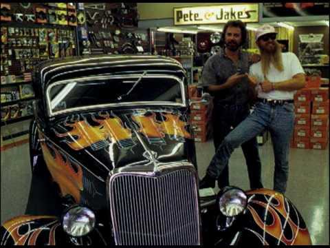 Hot rod legend Pete Chapouris