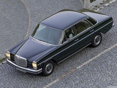 #882. Старые автомобили - Mercedes-Benz E-Klasse