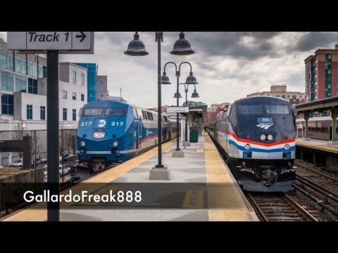 Amtrak Operating Special Empire Trains at Yonkers