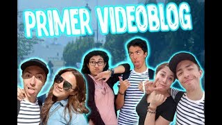 MI PRIMER VIDEOBLOG - CONOCI A ALLY VLOG 🌸 !! //  Eskevin Campos ft It