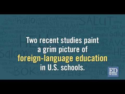 The State of Foreign-Language Education