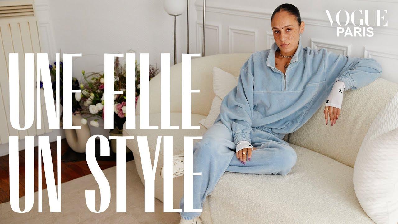 Download Dans l'appartement cocon d'Hera Pradel à Paris   Une Fille, Un Style   Vogue Paris