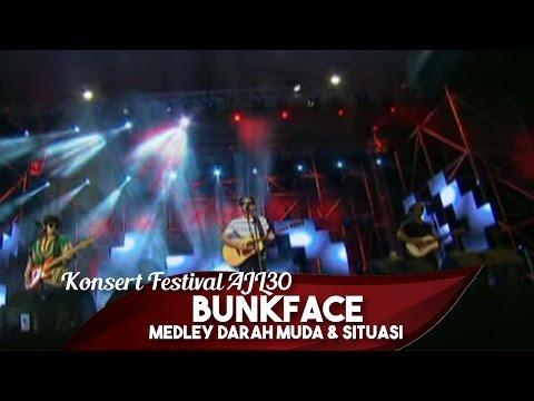 Konsert Festival AJL30 | Bunkface |Medley Darah Muda & Situasi Mp3