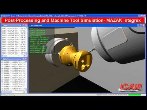 Virtual Machine- MAZAK