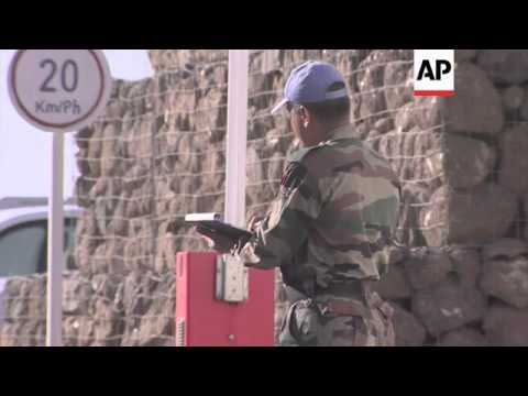 Border area remains tense after offensive by Syrian rebels