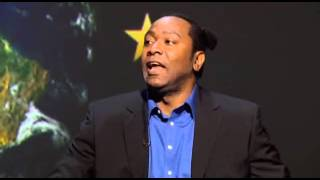 QI - What Reginald D Hunter thinks of Marmite