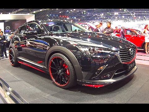 Mazda 3 2017 Custom >> Awesome Mazda CX3, must see, new model, best CX 3 ever! - YouTube