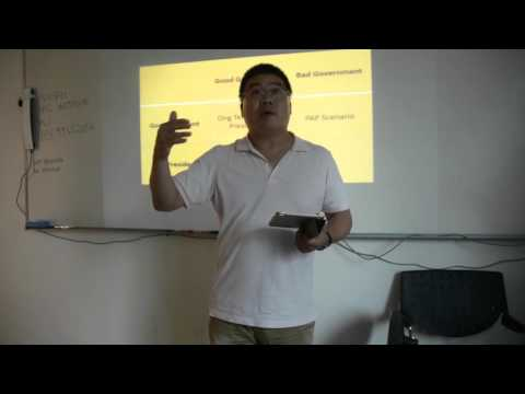 Public Forum on Singapore's Elected Presidency - Dr Chong Ja Ian