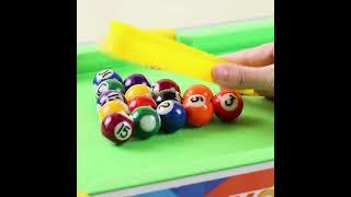 어린이 아동 테이블 당구 미니 포켓볼 가정용 당구대