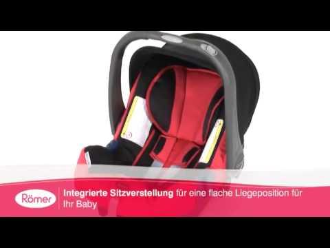 Romer Baby Safe Plus SHR II