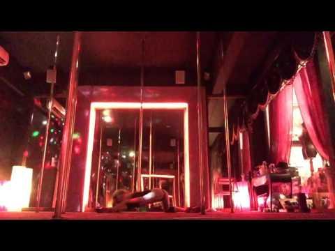 Exotic Floorwork : Desire (Bobbi's Pole Studio Malaysia)