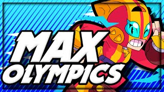 MAX OLYMPICS! | How Does Max do in 11 Tests?! | New Brawler Max Mechanics