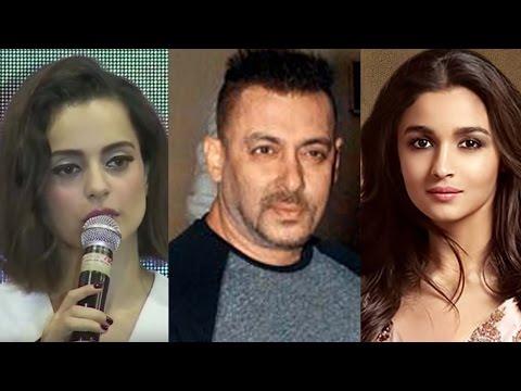 Bollywood Celebs On Salman Khan's Raped Woman Comment!