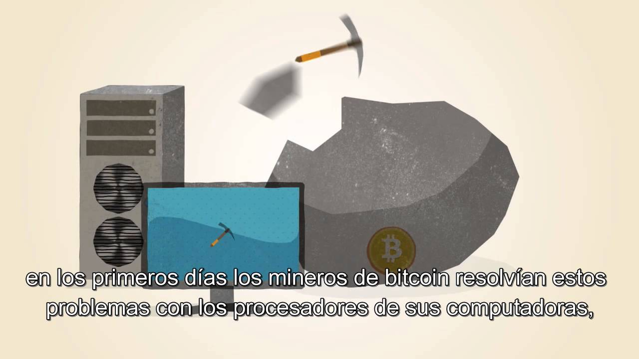 Bitcoin mining por qué
