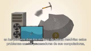 Que es la minería de Bitcoins?  (Bitcoin Mining en Español) Spanish