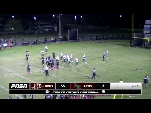 Varsity Football vs. Lakewood Ranch