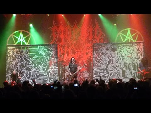 Morbid Angel @ Eindhoven Metal Meeting 2014-dec-13