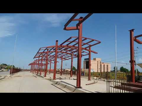 BRT Peshawar Reach 1 New Update from Gul Bahar Thana to Chamkani 18 May 2018