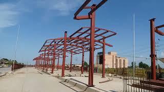 BRT Peshawar Reach 1 New Update from Gul Bahar Thana to Chamkani 18 May 2018
