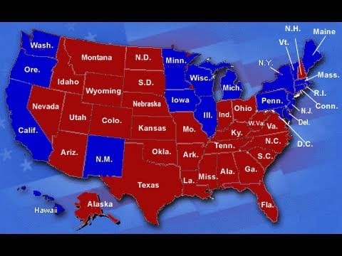 Split California Into Two States? (Liberal Vs Conservative)