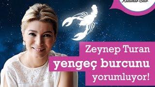 Zeynep Turan'dan Haziran Ayı Yengeç Burcu Yorumu