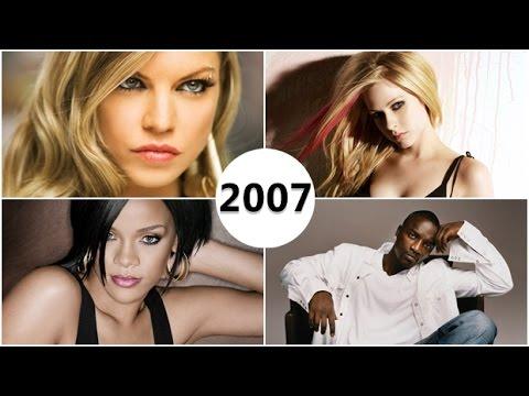 Top 20 Melhores Musicas Billboard 2007 Hd Youtube
