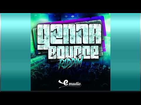 Genna Bounce Riddim Mix ★August 2017★ Aidonia,Ding Dong,Govana+more(Emudio Records ) Mix  By Djeasy