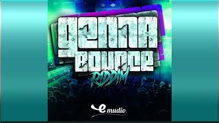Genna Bounce Riddim Mix ★August 2017★ Aidonia,Ding Dong,Govana+more(Emudio Records) Mix  By Djeasy
