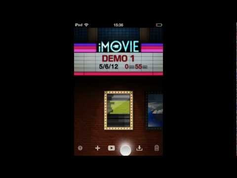 iMovie for iOS - Video Tech How To
