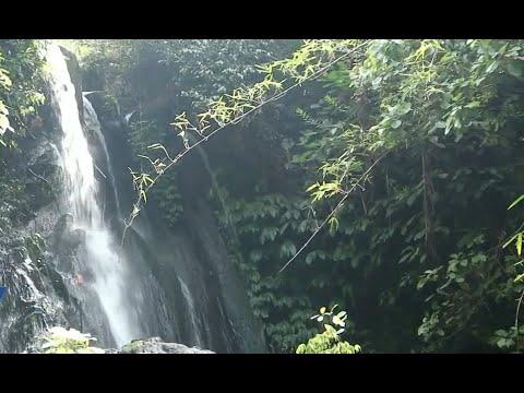 Wisata Baru Di Bangli Pesona Air Terjun Tukad Krisik
