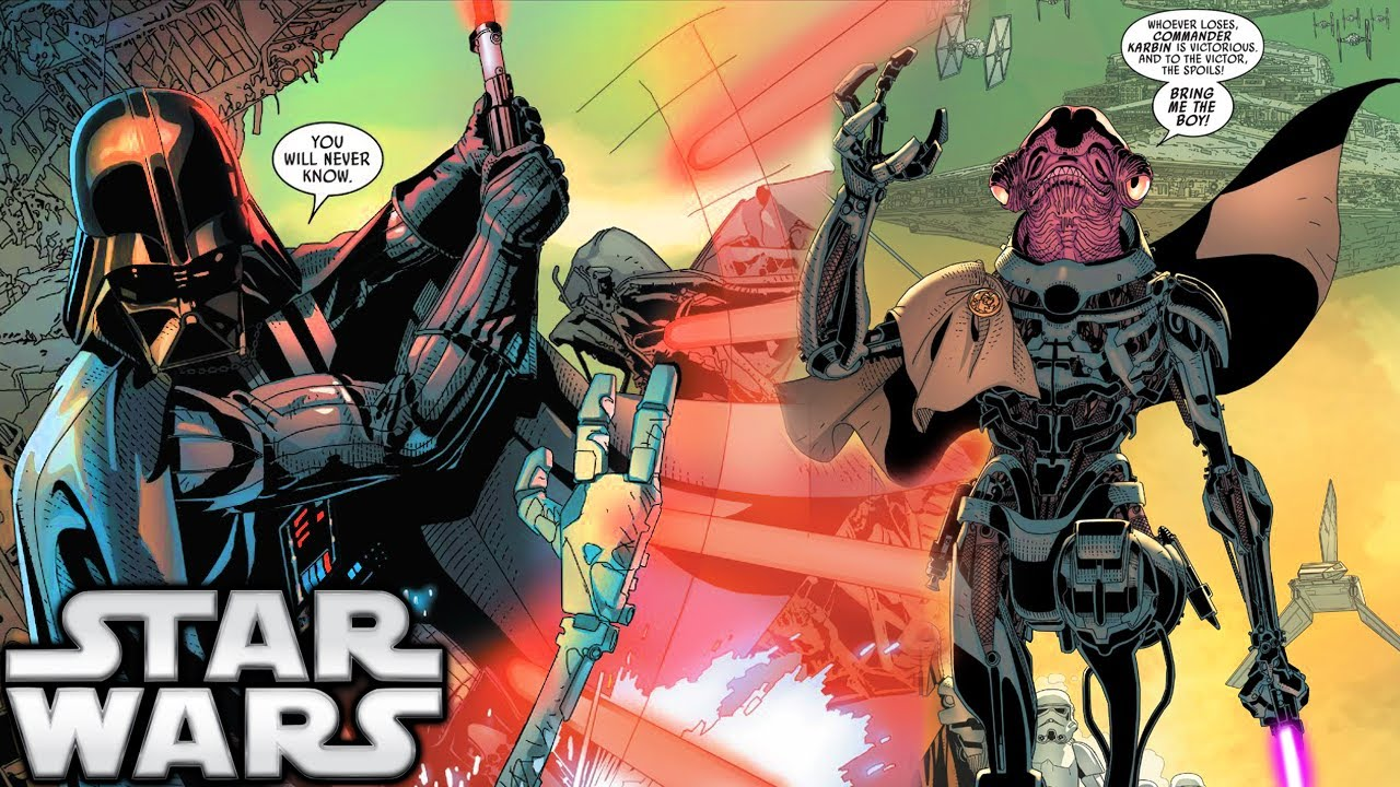 Darth Vader Canon Vs Ares Dceu: Darth Vader Fights The NEW General Grievous (Canon) Star