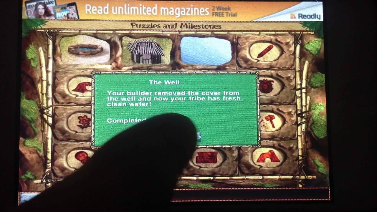 Virtual villagers walkthrough origins puzzle 3 youtube for Vv origins 2 artisanat