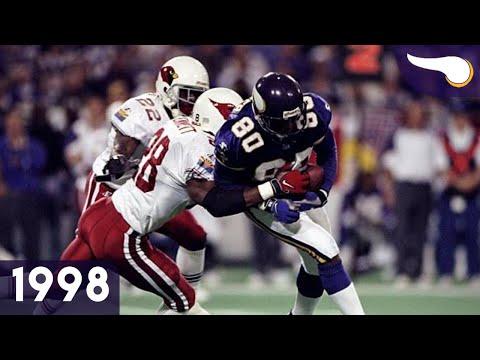 Cardinals vs. Vikings (1998 Div. Playoffs) Classic Highlights