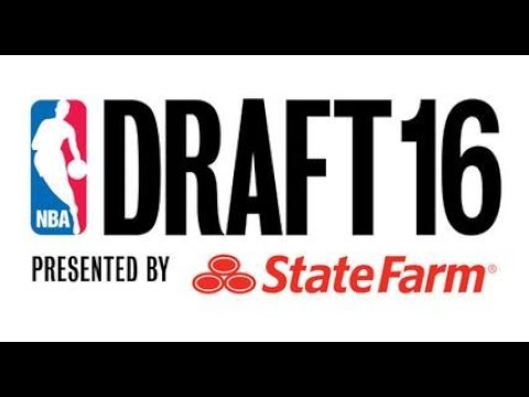 NBA Draft 2016! Live Reaction 1st Round (June 23/2016)