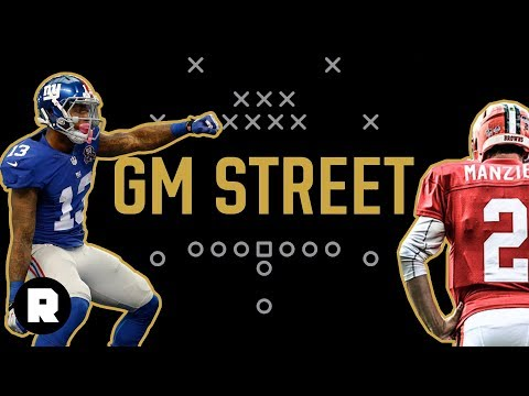 What The Giants Should Do With OBJ And Who's Gonna Give Johnny Manziel A Shot? |(Ep. 249)
