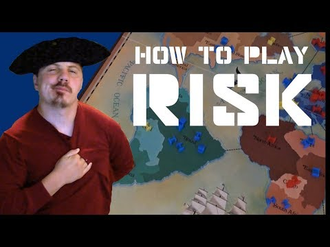 How To Play Risk: Board Games