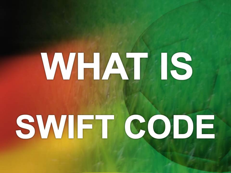 Wiring Money Swift Code