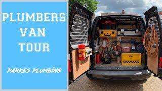 Plumbers Van Tour | Parkes Plumbing