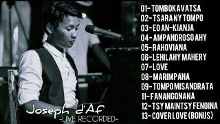 Joseph d'af - Extrait recorded live (The Worship Moment / Emmission 23)