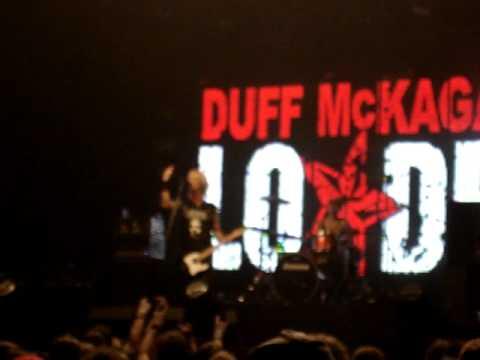 Duff McKagan's Loaded (Sick - Follow Me To Hell) 24-06-11 (Graspop) Dessel.MPG