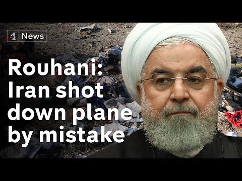 Iran admits to