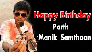 Happy Birthday Parth