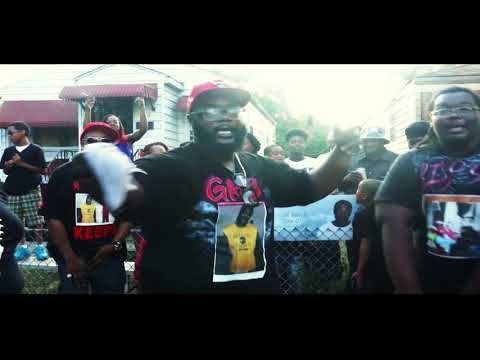 TEDDY P - I'M FROM GARY