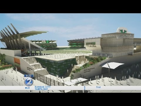 University of Hawaii releases renderings of proposed new stadium